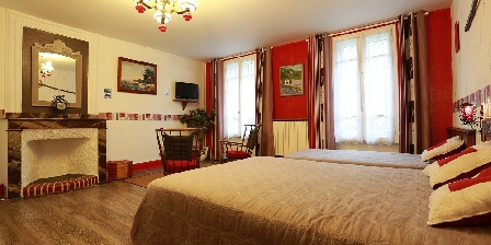 Chambres d'hôtes Les Passiflores à Campan