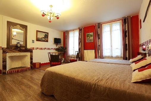 Chambre d'hote Hautes-Pyrénées - Chambre Cerise