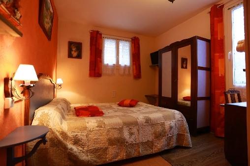 Chambre d'hote Hautes-Pyrénées - chambre Passion