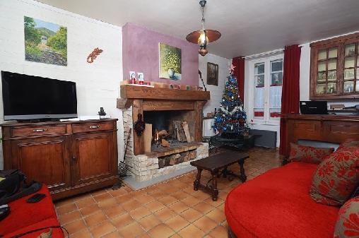 Chambre d'hote Hautes-Pyrénées - Le salon