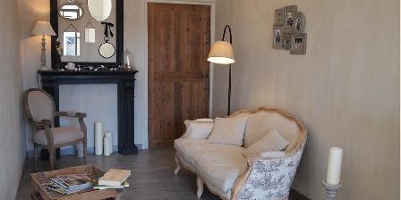 Chambre d'hotes L'Oréliane en Provence > Salon