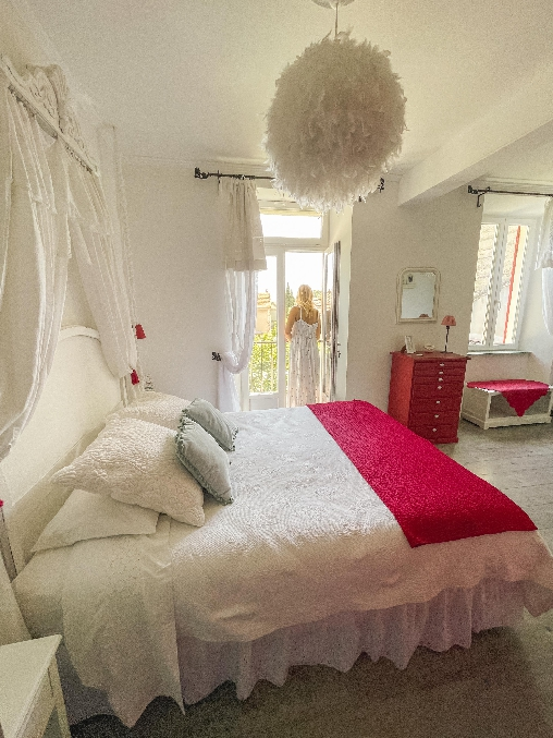 bed & breakfast Vaucluse - Bedroom Cardinale