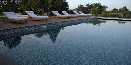 Villa Otilia Terrasse côté jardin