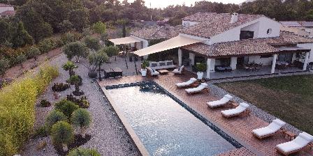 Villa Otilia Terrasse sur piscine