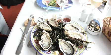 Gîtes de Bénodet 3 épis Fruits de mer de Bretagne