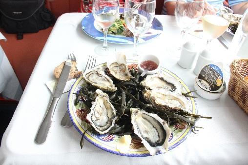 Fruits de mer de Bretagne