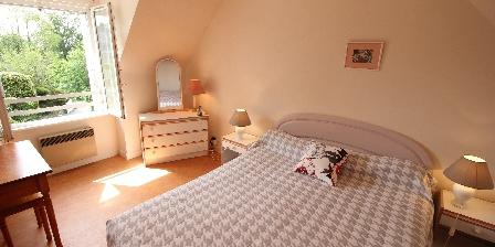 Gîte de France Finistère Mer Wifi Chambre avec lit de 160X200
