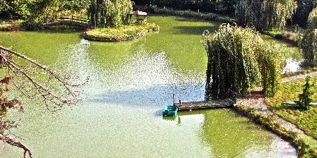 Gite Grande Villa du Chateau en Touraine > Le lac