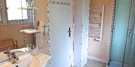 Grande Villa du Chateau en Touraine Salle de bains