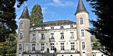 Chateau Les Vallees Façade du Château