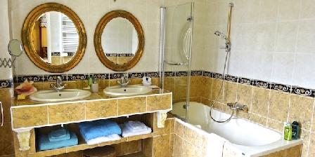 Chateau Les Vallees Salle de bains Chambord