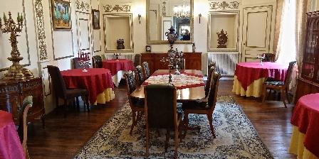 Chateau Les Vallees Salle Petits déjeuners