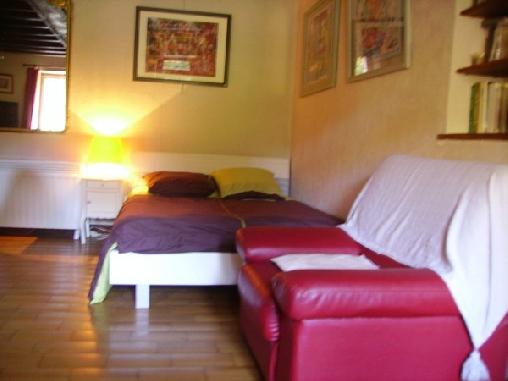bed & breakfast Mayenne -