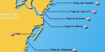 Terre Azur Terre Azur, Chambres d`Hôtes Mandelieu La Napoule (06)