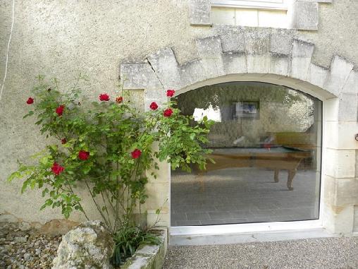 Le Préau, Chambres d`Hôtes Grand-Brassac (24)