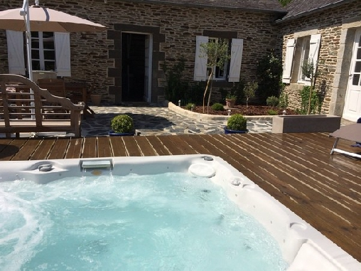 L'eau Vive, Chambres d`Hôtes Chateauneuf Du Faou (29)