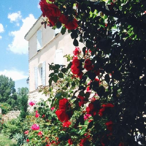 Le Vieux Castel, Chambres d`Hôtes Roumoules (04)