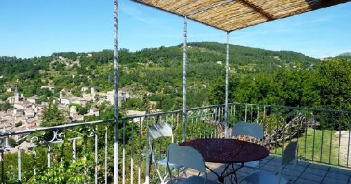 Chambre d'hote Ardèche - Paradis Ô Couleurs, Chambres d`Hôtes Largentiere (07)