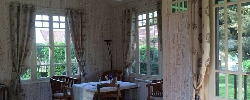 Chambre d'hotes Chalet Au Calme de 45m2 Refait à Neuf dans Jardin Paysagé de 2000m2