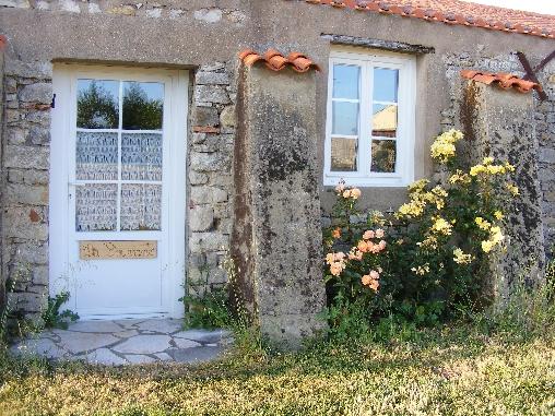 Chambre d'hote Vendée - Gîte et Chambres D'Hôtes de Bourg Paillé, Chambres d`Hôtes St Vincent Sur Jard (85)