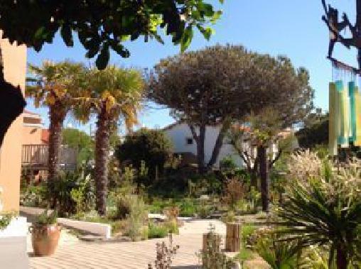 Un Jardin Sur La Dune, Chambres d`Hôtes Les Sables D'olonne (85)