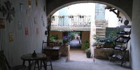 La Coquillade Gîte La Coquillade - Autignac (34)