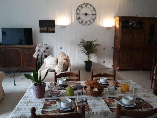 Chambre d'hote Hérault - Gîte La Coquillade - Autignac (34)