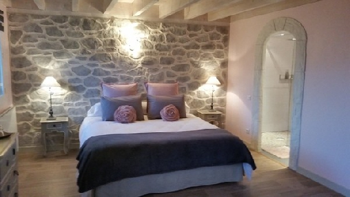 La Maison Sur Les Nuages, Chambres d`Hôtes Saint Christophe La Grotte (73)