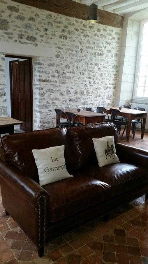 Château de La Garnison, Chambres d`Hôtes Orvault (44)