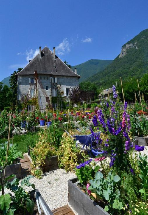 bed & breakfast Savoie -
