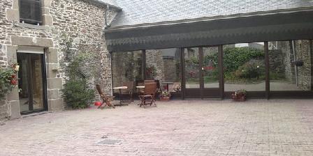 Chez Claire et Johann - Bord de Mer - Baie du Mont St Michel Chez Claire et Johann - Bord de Mer - Baie du Mont St Michel, Chambres d`Hôtes Hirel - Vilde La Marine (35)