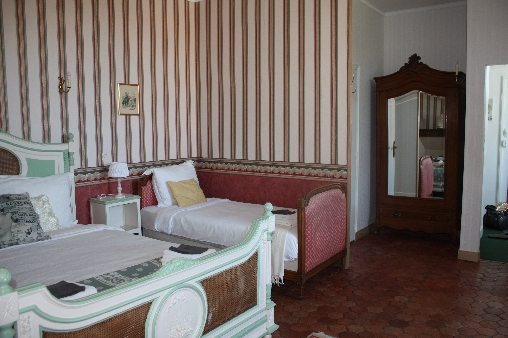Chambre d'hote Nièvre - Chambre LOIRE, Château Latour, Fours, Bourgogne