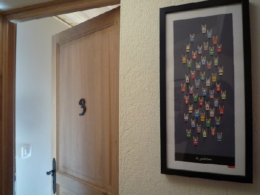 Chalet Morville, Chambres d`Hôtes Venosc (38)