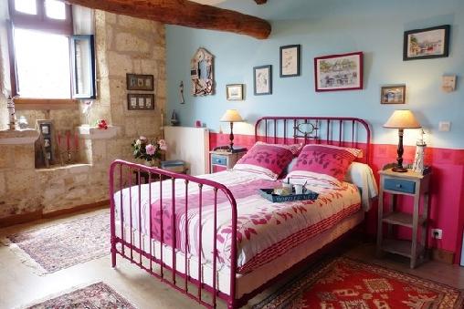 L'Echappée Belle, Chambres d`Hôtes Cercles (24)
