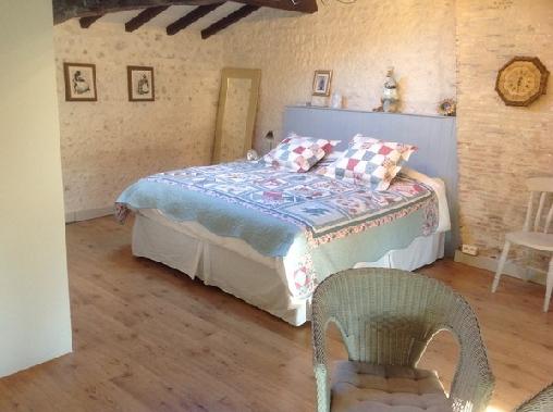 Staycharente, Chambres d`Hôtes Merignac (17)