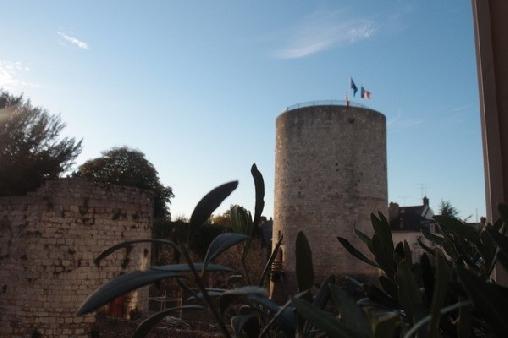 Chambre d'hote Essonne - Chambre D'Hôte du Château, Chambres d`Hôtes Dourdan (91)
