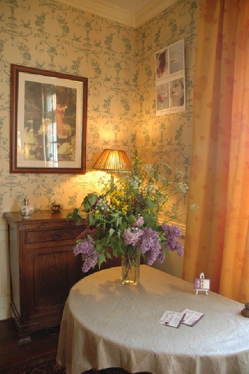 L'Oiseau Bleu, Chambres d`Hôtes Saumur (st-hilaire - St Florent) (49)