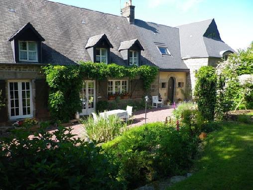 Chambre d'hote Calvados - L'escapade Champêtre, Chambres d`Hôtes Champ Du Boult (14)