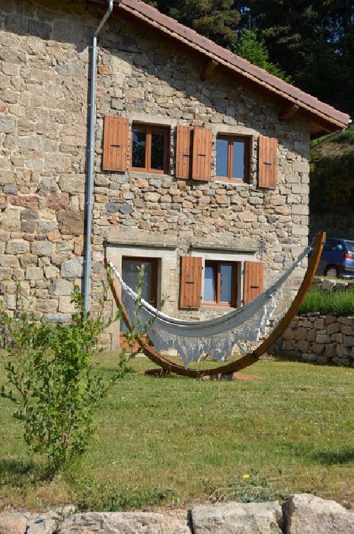 Chambre d'hote Ardèche - La Grange de Sagne, Chambres d`Hôtes Saint Jean Roure (07)
