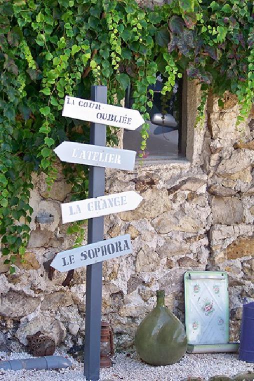 Domaine du Sophora L'Atelier, Gîtes Dampmart (77)