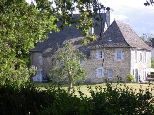 Chambre d'hote Cantal - Chambre D'hôtes A La Clairière, Chambres d`Hôtes Marcoles (15)