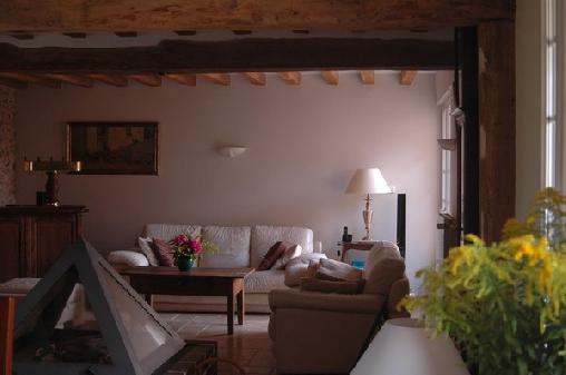 La Fermette Normande, Chambres d`Hôtes Le Plessis Hébert (27)
