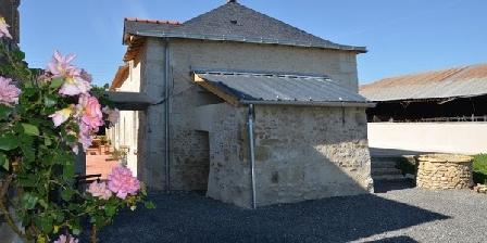 Cottage Le Logis d'Adrienne > Le Logis d'Adrienne, Gîtes Montreuil-Bellay (49)