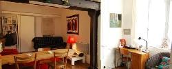 Chambre d'hotes Appartement 2 Pièces Montmartre