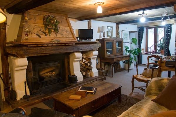Chalet Bois D\'Antan : Ein gästezimmer im Savoie im Rhône ...