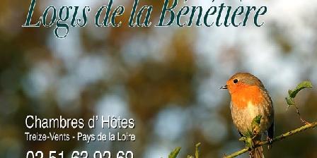 Logis De La Bénétière Logis De La Bénétière, Chambres d`Hôtes Treize Vents (85)