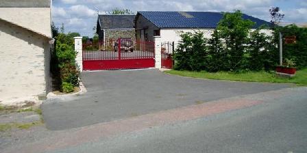 La Grande Champillonnière La Grande Champillonnière, Chambres d`Hôtes Mouchamps (85)
