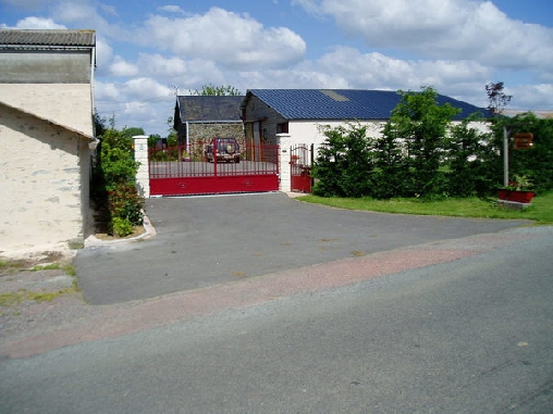 La Grande Champillonnière, Chambres d`Hôtes Mouchamps (85)