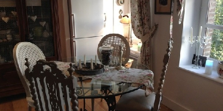 La Maison de Margot La Maison de Margot, Chambres d`Hôtes Honfleur (14)