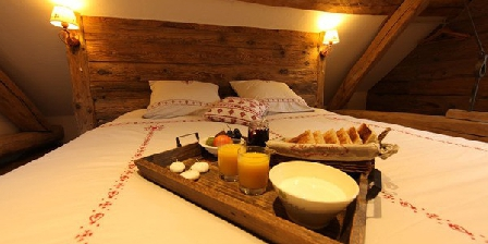 Bed and breakfast La Longere > La Longere, Chambres d`Hôtes Treffort (38)